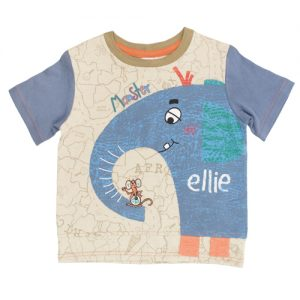 HooligansKids Monsters and Kisses Monster Ellie T-Shirt MKME-0