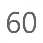 60x60cm